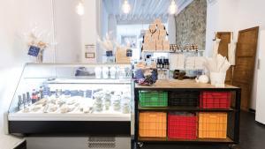 <p>Mery Croket, croquetería de Alicante con productos gourmet gastronómicos. Comida para llevar, croquetas, zumos, sándwiches, aceite de oliva, cerveza artesana</p>