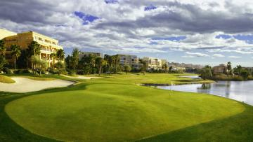Hotel Hesperia Alicante Golf Spa