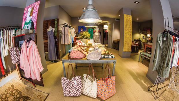 Gallery 13 Alicante, boutique de moda con estilo cómodo propio