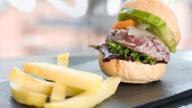 Manhattan American Burger 4