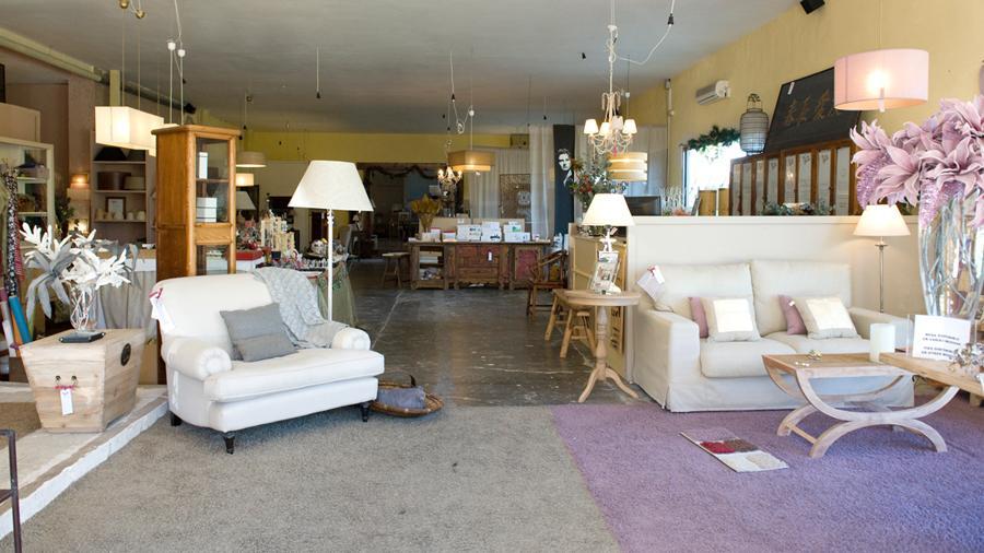 La luz muebles de san juan de alicante decoraci n y - Decoracion alicante ...