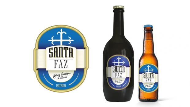 Cerveza Artesana de Alicante Santa Faz, Santa Cruz y Santa Bárbara