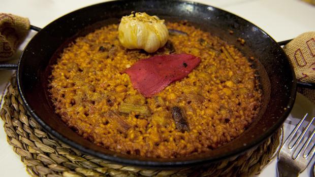 Restaurante Racó del Pla de Alicante