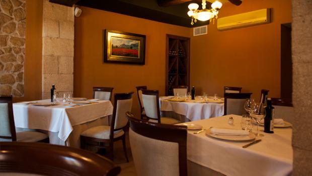 Restaurante El Laurel de Cocentaina, Alicante. Cocina tradicional