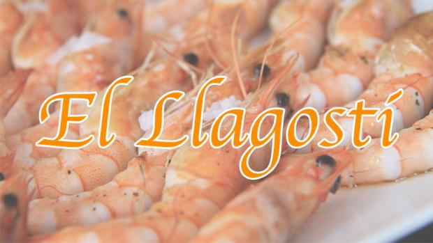 Restaurante El Llagostí especializado en langostinos al horno