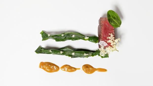 OROBIANCO Ristorante de Calpe, dirigido por el chef Enrico Croatti