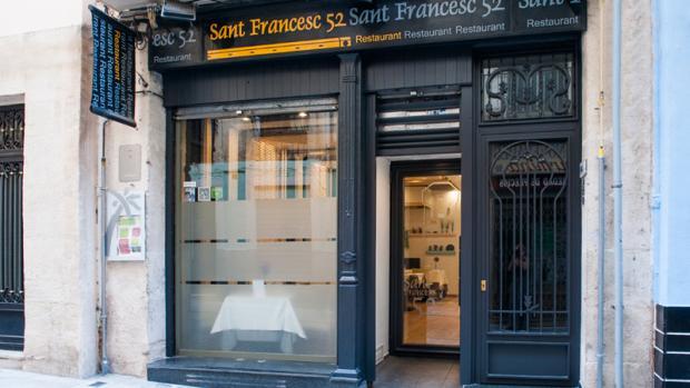 Restaurante Sant Francesc 52 de Alcoy, tradición y vanguardia
