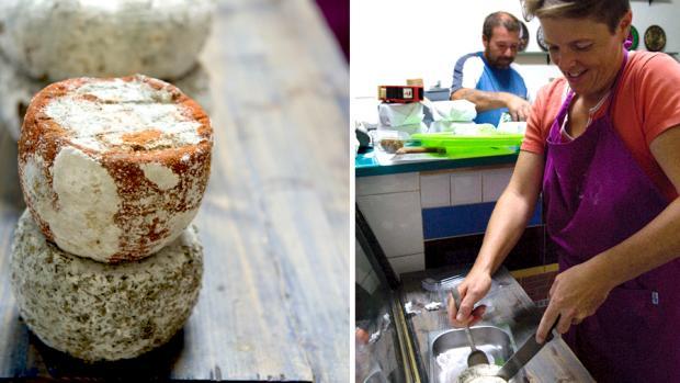 Quesería del Valle de Tibi, quesos artesanos de cabra de Alicante