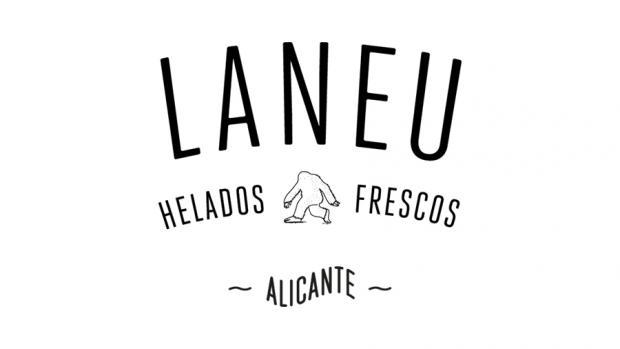 Heladería Laneu en el centro de Alicante