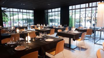 DOOS Restaurante con terraza: cocina creativa mediterránea y brasas