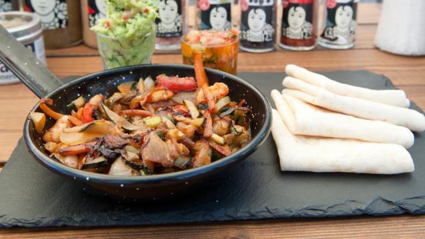 Cun Urban Food Experiencia sensorial multi gastronómica en San Juan Cun Urban Food Experiencia sensorial multi gastronómica en San Juan