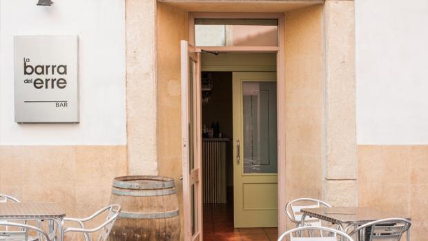 La Barra del Erre de Ibi, bar de tapeo y vinos con cocina fusión