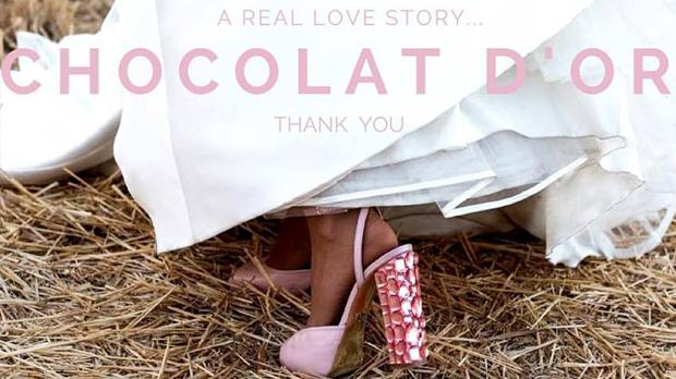 Chocolat d´Or, firma exclusiva de zapatos únicos y sensuales