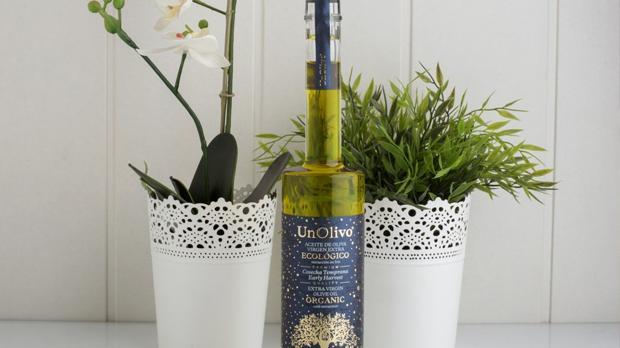 UnOlivo es una marca de aceite de oliva virgen extra ecológico