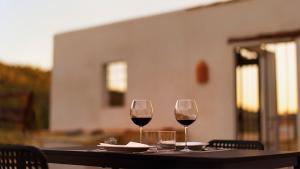 <p>El Más del Poeta es una casa rural y un restaurante que está en Petrer y trabaja la cocina alicantina con productos de primera calidad y de temporada.</p>