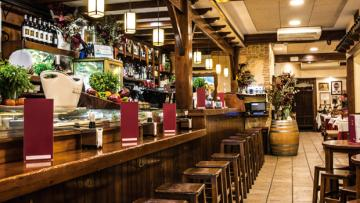 La Taverna del Racó del Pla, gastronomía alicantina cercana