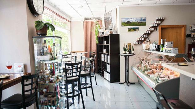 La Cave á Fromage, quesos y más productos directamente de Francia