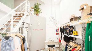 <p>Samoa Shop, es una boutique de moda que comercializa creaciones customizadas por sus propias dueñas. Moda original y diferente con un toque diferenciador</p>