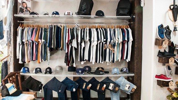 9 Onzas, tienda de moda urbana, denim y casual en Alicante