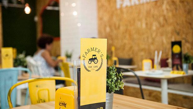 Farmer's Pan y Café Alicante, de la granja a la mesa en plena urbe