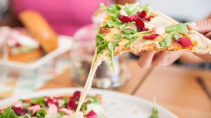 <p>De pasta somos, resturante italiano. Deliciosas pizzas, pastas rellenas y hamburguesas gourmet. Junto a la playa de San Juan, Alicante</p>