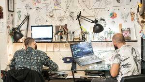 <p>Soul Peckers, estudio de tatuajes y galería de arte en pleno centro de Alicante. Pide cita para tu próximo tatuaje. Su equipo profesional es impecable.</p>