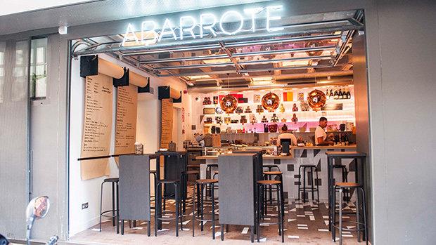 Abarrote es el nuevo bar, tienda gourmet y take-away de Alicante.