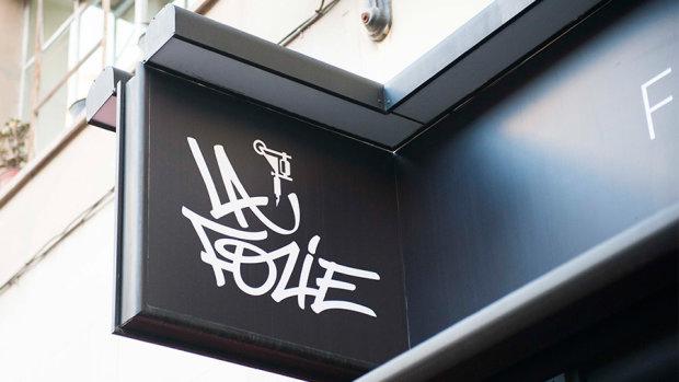 La Folie, restaurante, coctelería y estudio de tatuajes en Alicante
