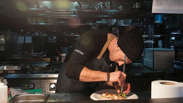 Restaurante Domgim, cocina fusión internacional en Elche, Alicante.