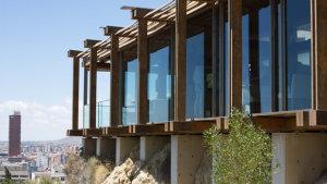 <p>Restaurante La Ereta de Alicante, gastronomía de calidad con las mejores vistas de la ciudad. El Chef Dani Frías está al frente de este proyecto único</p>