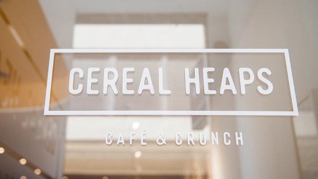 Cereal Heaps, nos acerca el mundo de los cereales a Alicante.