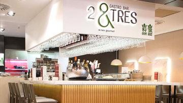 2&Tres Gastrobar Alicante, cocina de mercado de alta calidad