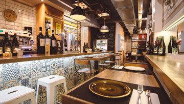 La Terreta Gastrobar, cocina mediterránea de autor en Alicante.