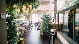 <p>Este restaurante con decoración tropical nos presenta en su carta lo mejor de nuestra cocina mediterránea con un producto de máxima calidad. Ocio Magazine.</p>