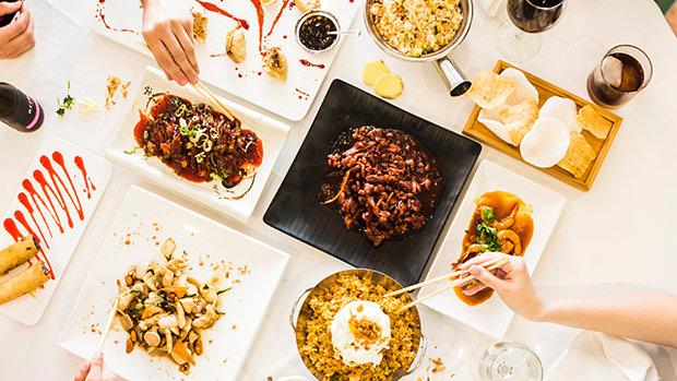 Singapore Garden, más de 20 años de auténtica gastronomía asiática.