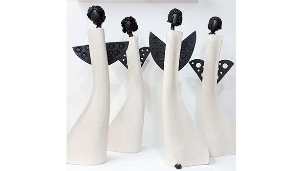 Galería Pau Cámara, cerámica contemporánea en Altea, Alicante.