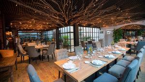 <p>Mauro & Sensai es un restaurante de gran versatilidad abierto todos los días al medio día y la noche. Puedes tomar un aperitivo, comer o cenar e incluso tomarte unas copas en su Garden</p>