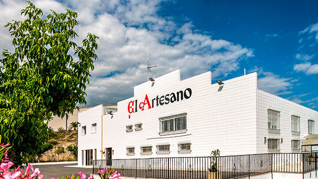 Turrones El Artesano, deliciosos y saludables, en Ocio Magazine.