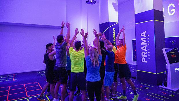 PRAMA, un gimnasio muy diferente en la ciudad de Alicante.