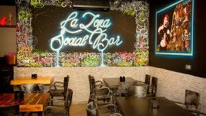 Lazona Social Bar abre un nuevo local en San Juan Playa, Alicante.