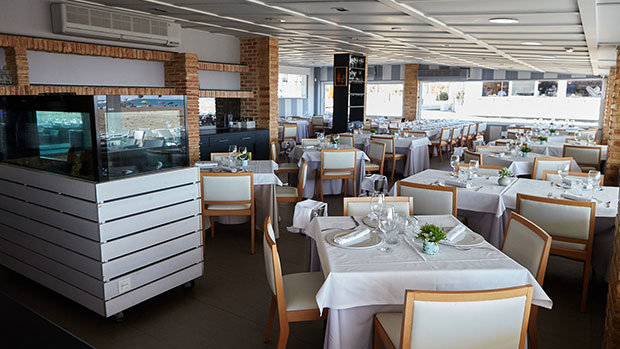 Conoce el restaurante Casa Julio en la Playa de San Juan, Alicante.