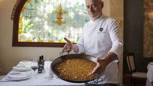 Restaurante Natxo Sellés de Cocentaina, Alicante. Cocina de autor.
