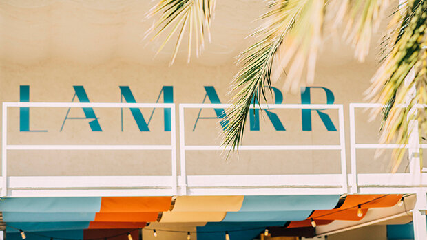 Lamarr Chiringuito: una ventana al mar en el centro de Alicante