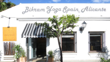 Life, build your own health - Estudio de Hot Yoga y más en Alicante