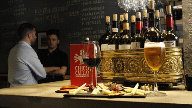 Chico Calla! Taberna Mediterránea, bar de Benidorm de tapas locales