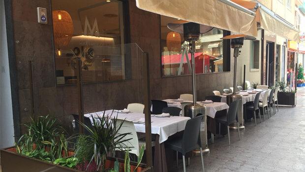 Mar i Merlot, restaurante en el centro de Elche