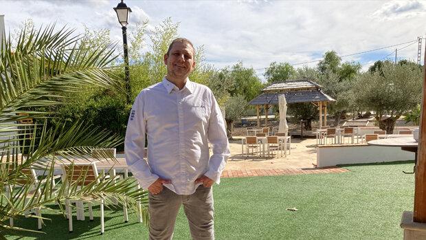 La Quarantamaula, el nuevo restaurante de Ricardo Moltó en Castalla