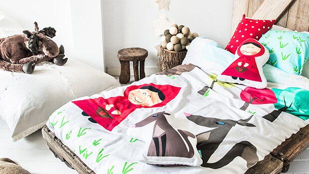 Happy Friday, artículos textiles para el hogar desde Cocentaina